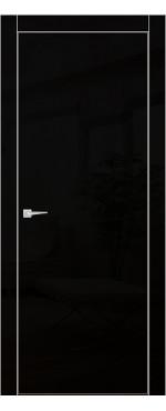 Межкомнатная дверь Gloss Черный VG
