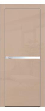 Межкомнатная дверь Gloss 1 Капучино VG