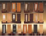 Межкомнатные двери фабрики Геона
