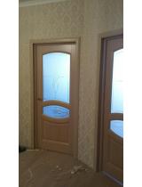 Фотогалерея примеров  выполненных работ, по установки межкомнатных дверей