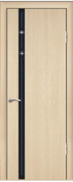 Дверь Люкс 1/1 со стразами