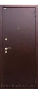 Стальная дверь Геона, Ладья