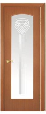 Дверь ультрашпон Фонтан