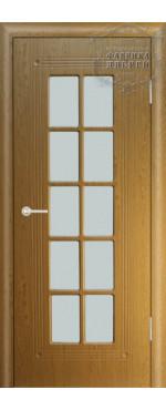 Дверь ПР-35 ДО  с решеткой