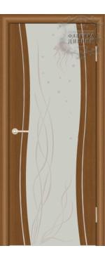 Дверь Сириус с молдингом ДО