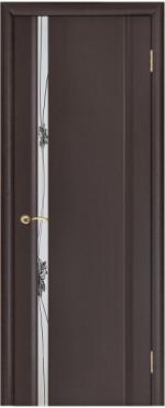 Дверь Стелла стекло-зеркало