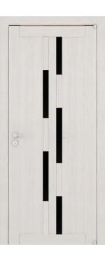 Дверь Übertüre LIGHT 2198 (стекло черное)
