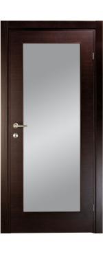 Шпонированная дверь Linea 101