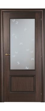 Шпонированная дверь Domenica 511