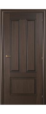 Шпонированная дверь Domenica 530V