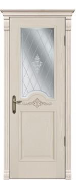 Дверь Париж остекленная/ глухая