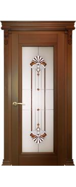 Дверь из массива DOORS-OLA  Квадрона Люкс