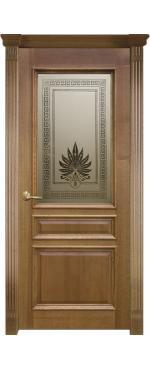Дверь из массива DOORS-OLA Марон