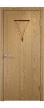 Ламинированная дверь тип  С-04