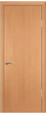 Дверь Гладкая глухая