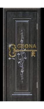 Межкомнатная дверь Геона Сиена ДО