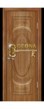 Дверь Гармония  витражная